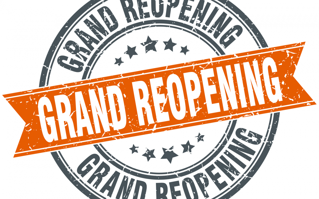 Marketing Your Reopening Post Pandemic